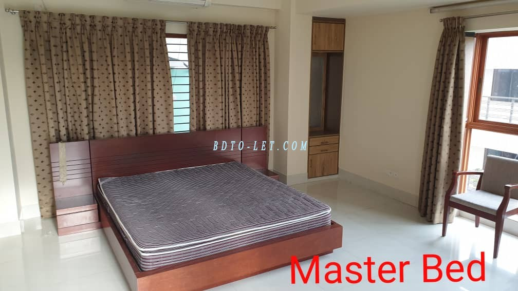 Flat / Apartment Rent At Baridhara DOHS