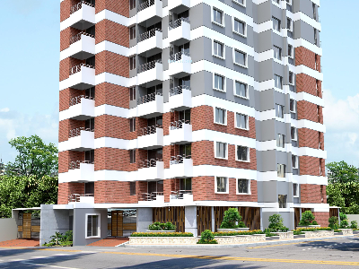 Flat / Apartment Rent At Bashundhara R/A